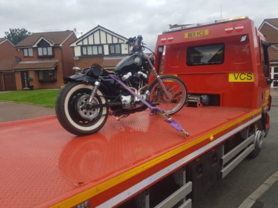 Warrington & Wigan Vehicle Recovery