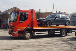 Car recovery near Warrington, car recovery lancashire