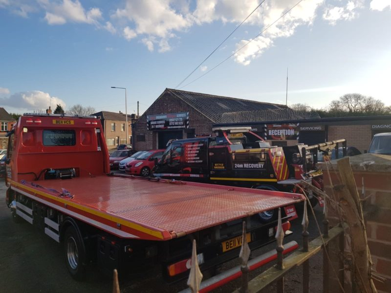 Vehicle Towing Vehicle Breakdown Recovery Services Ltd