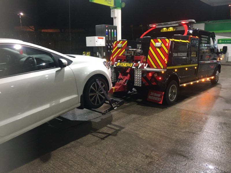 Car Breakdown Recovery Warrington
