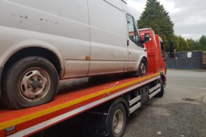 Van Breakdown Recovery