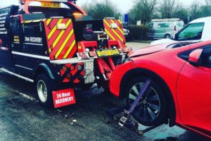 24/7 Car Recovery
