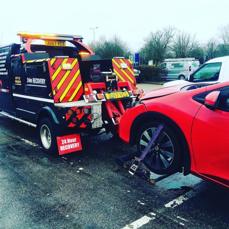 Towing Company Merseyside
