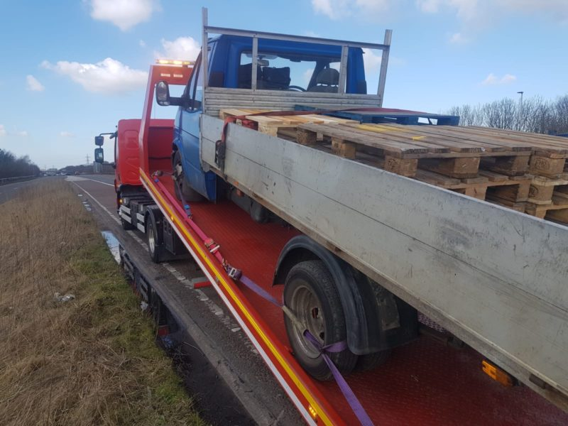 Car Recovery Leigh