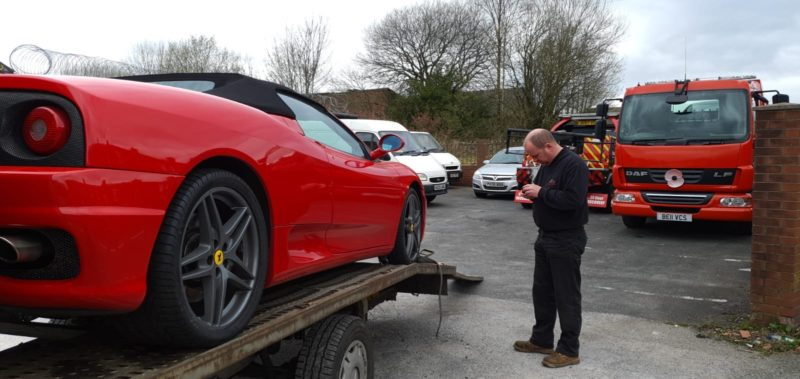 Car Towing Liverpool