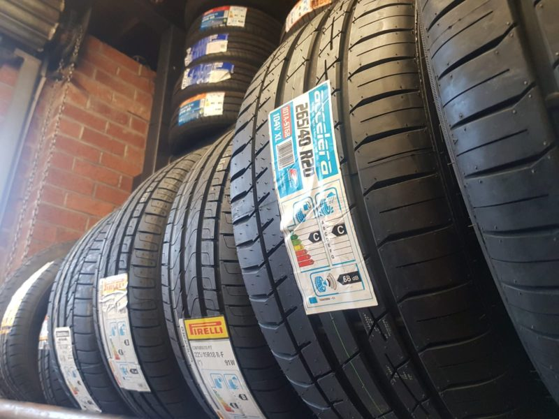 mobile tyre fitting widnes