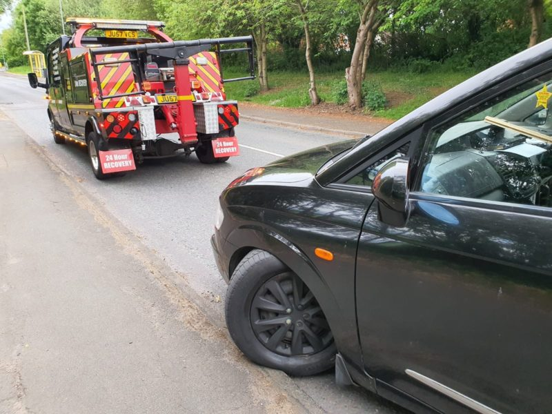Car Breakdown Recovery Services Widnes