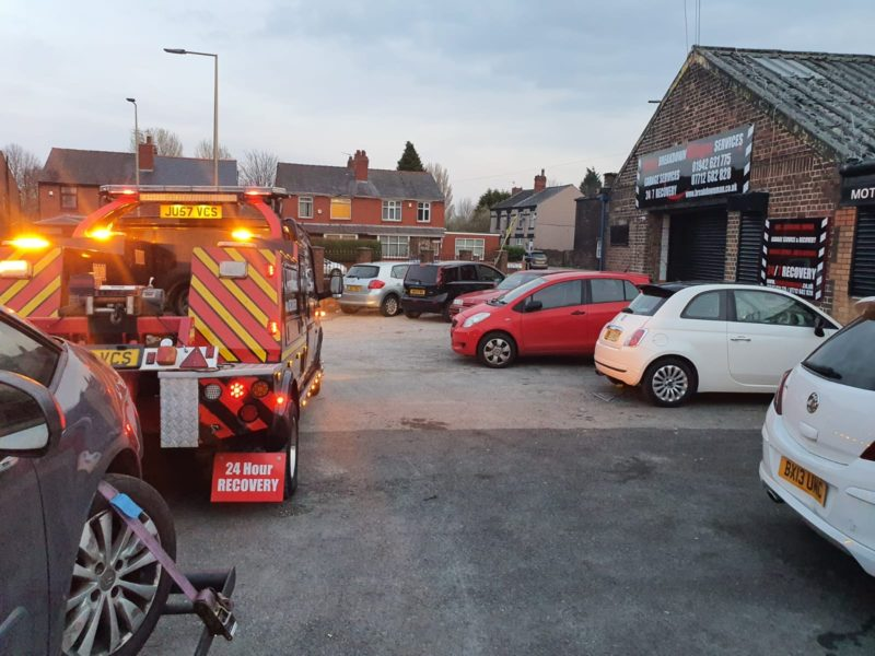 Widnes Car Towing