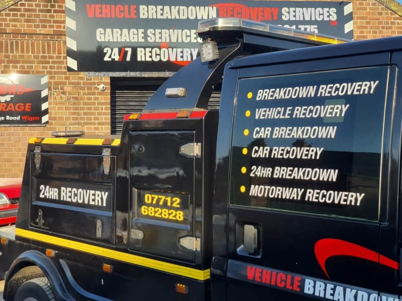 car breakdown recovery Northwich
