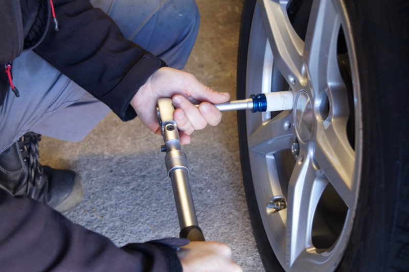 mobile tyre repair wigan