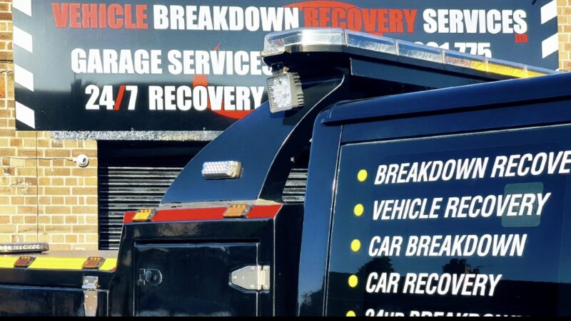 Towing Services Wigan