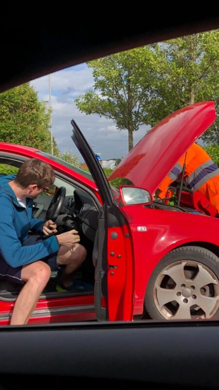 accident recovery wigan