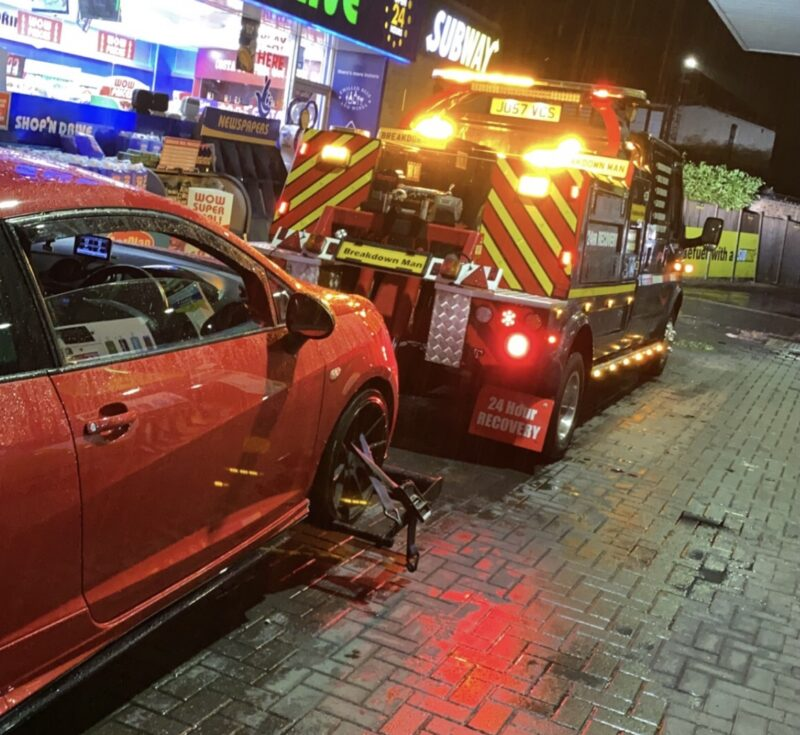 car breakdown recovery liverpool