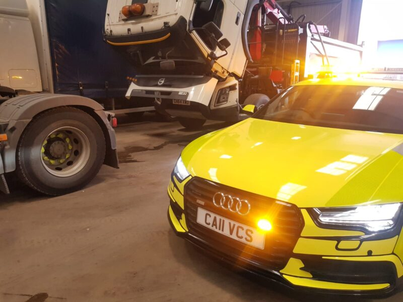 car towing company manchester