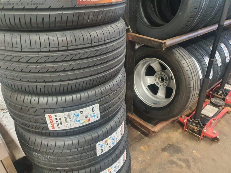 mobile tyres wigan