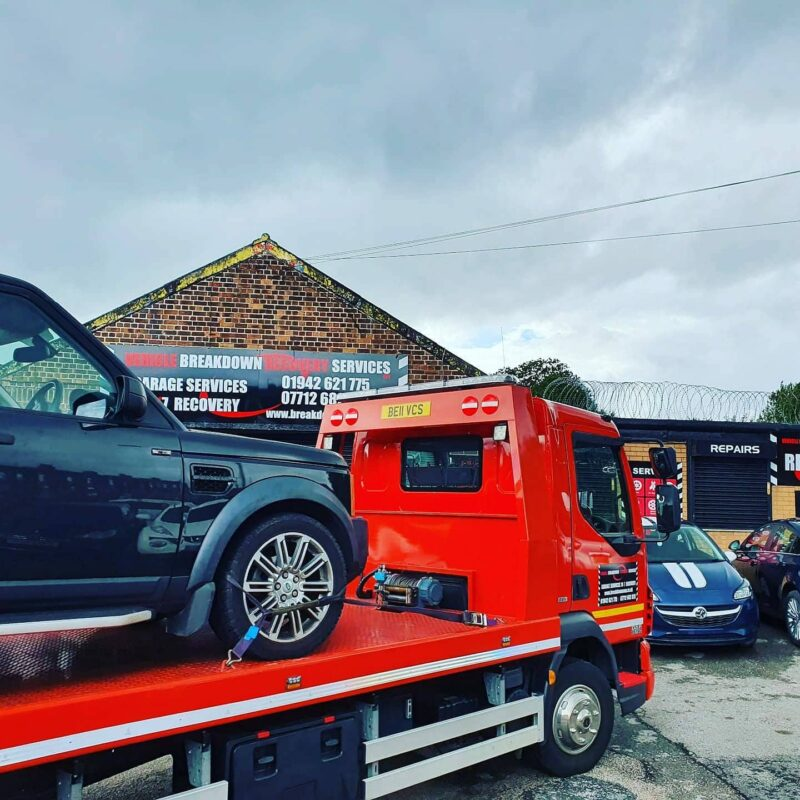 car breakdown recovery services urmston