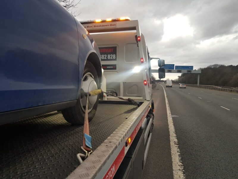 Towing Services Leigh