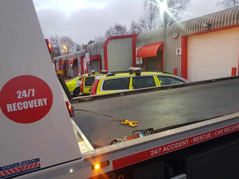 24 hour car recovery wigan