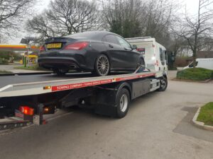 Car Recovery Services Wigan